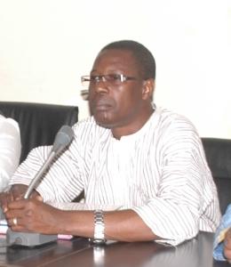 Madani Koumaré, président du RENAPESS